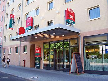 מלון Ibis Postdamer Platz Hotel