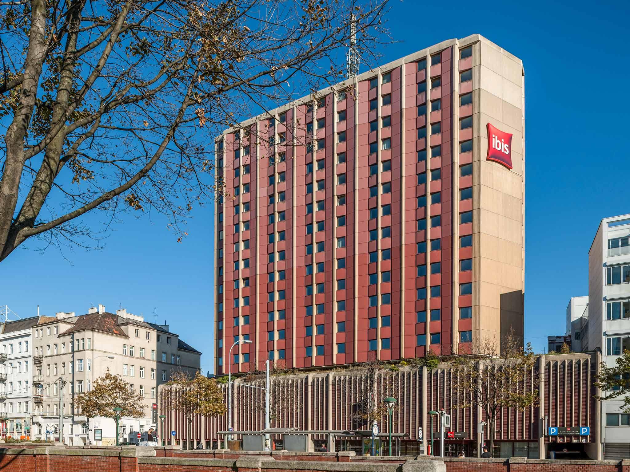 מלון Ibis Wien Mariahilf Hotel
