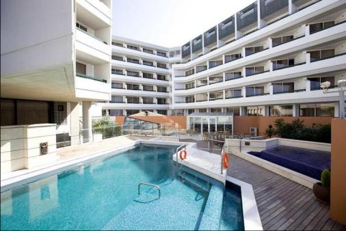 מלון Aquila Porto Rethymno