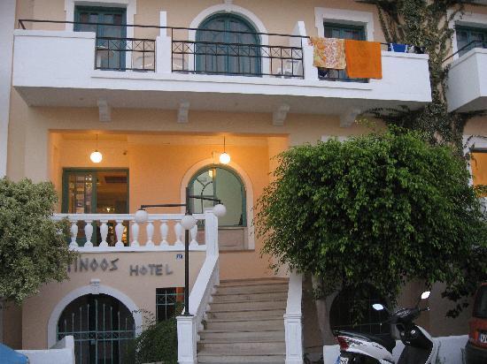 מלון Antinoos Hotel