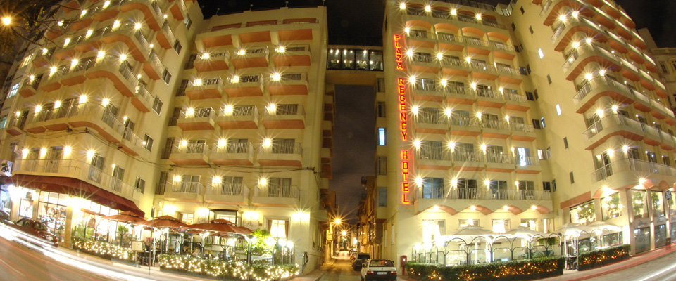 מלון Plaza Hotel