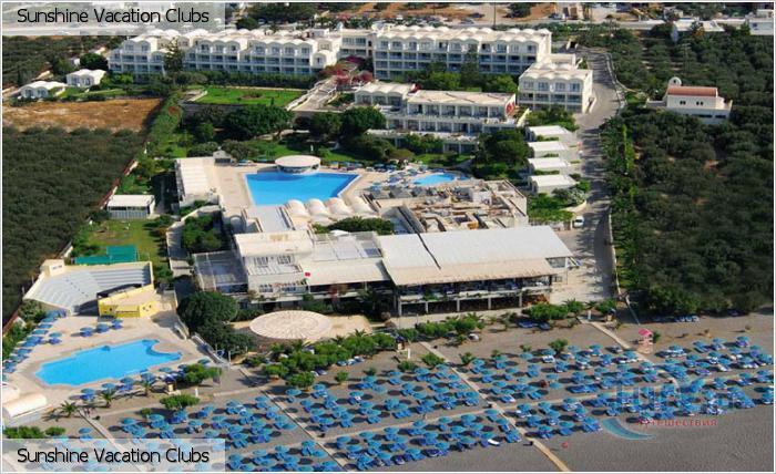 מלון Sunshine Club Calimera Kreta