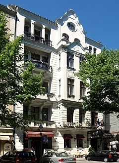מלון Residenz Berlin Am Kudamm