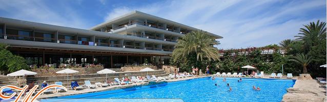 מלון Sitia Beach