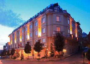 מלון Eresin Crown Hotel