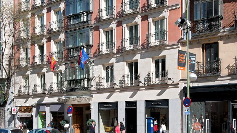 מלון Goya