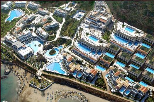 מלון Minos Imperial Hotel - Milatos Resort