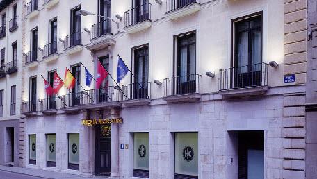 מלון Catalonia Puerta Del Sol