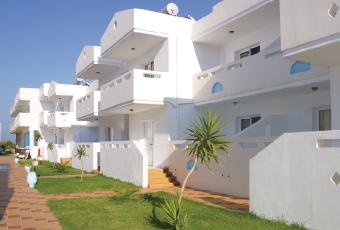 מלון Anthoula Village