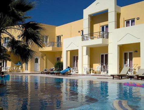 מלון Miramare High Beach Annex