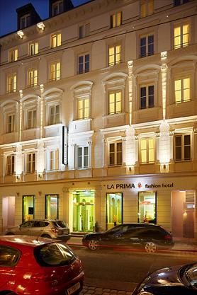 מלון La Prima Fashion Hotel