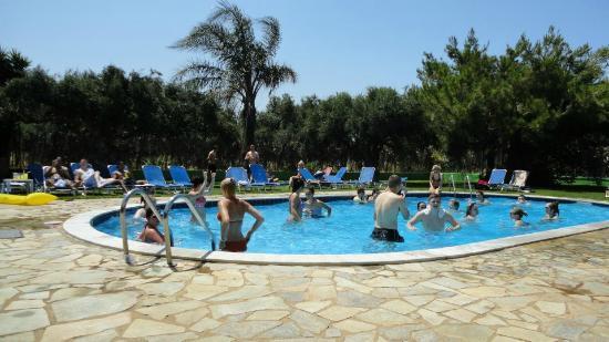 מלון Ibiscus Appartments Malia
