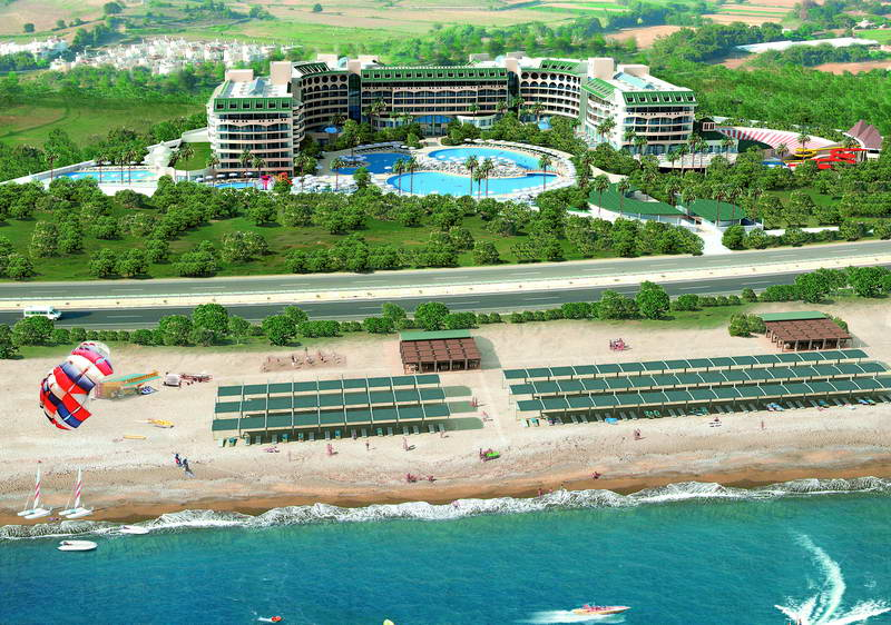 מלון Amelia Beach Resort And Spa