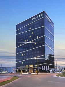 מלון Plaza Hotel Ljubljana
