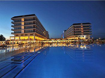 מלון Eftalia Aqua Resort
