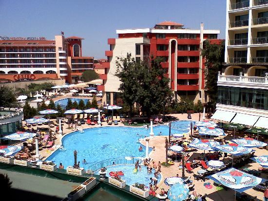 מלון Planeta Hotel And Spa