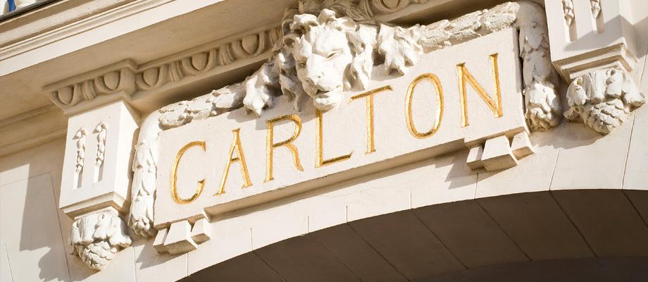 מלון Intercontinental Carlton