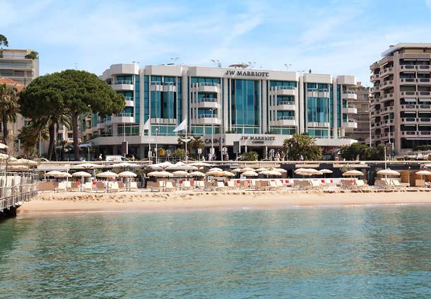 מלון Jw Marriott