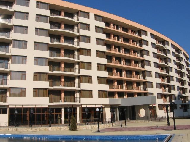 מלון Posseidon Aparthotel