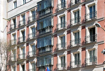 מלון Catalonia Goya