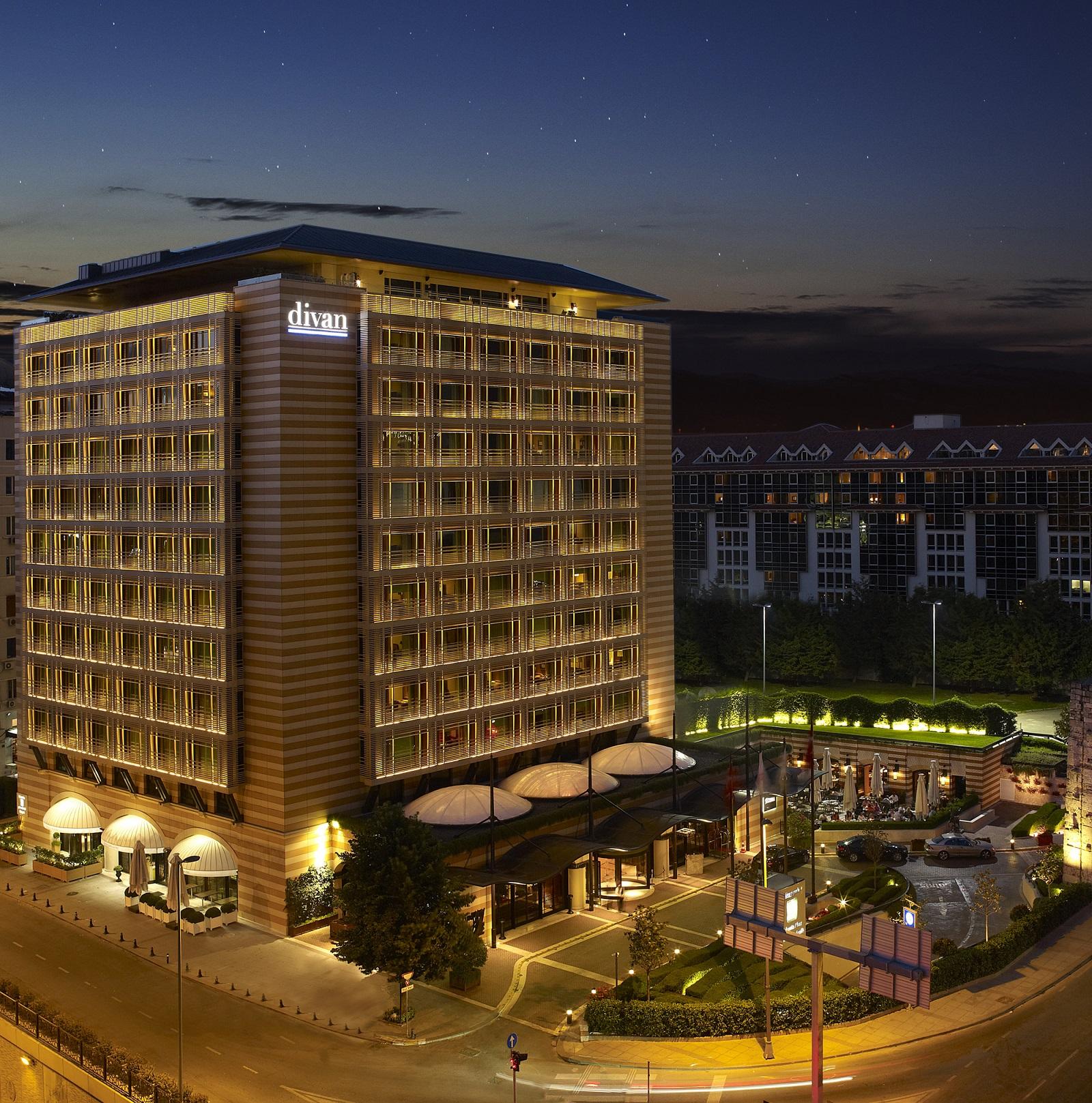 מלון Divan Hotel Istanbul