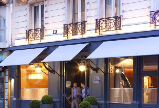 מלון Bw Premier Opera Faubourg
