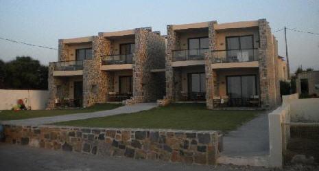 מלון Kritzas Apartments