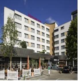 מלון Mercure Hotel Offenburg  Germany