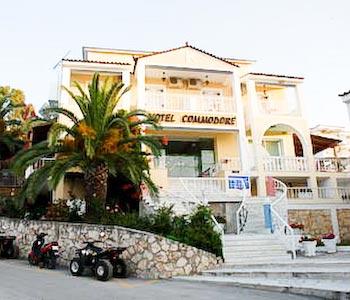 מלון Commodor
