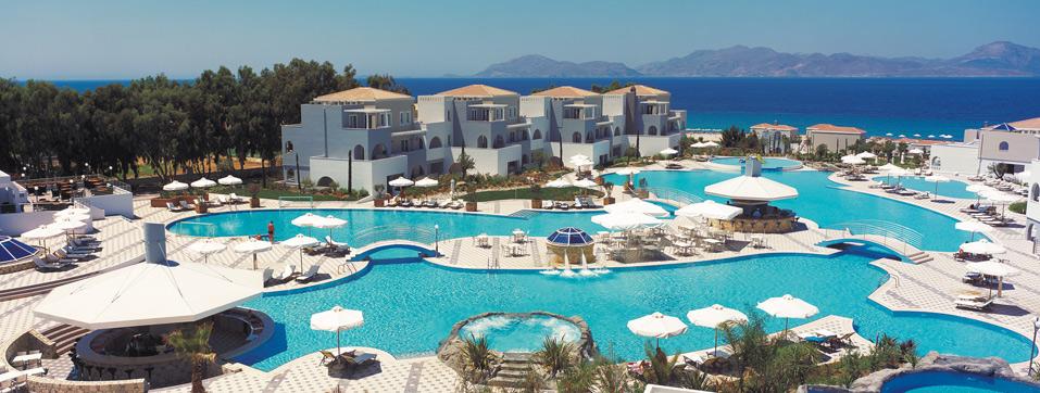 מלון Magic Life Kos Atlantica Marmari