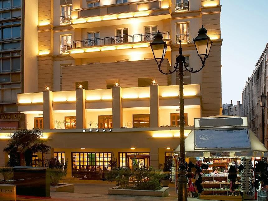מלון Pallas Athena