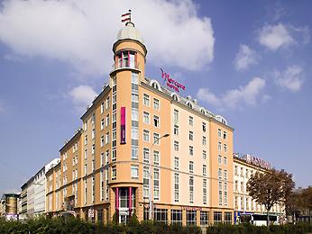 מלון Westbahn Hotel Vienna