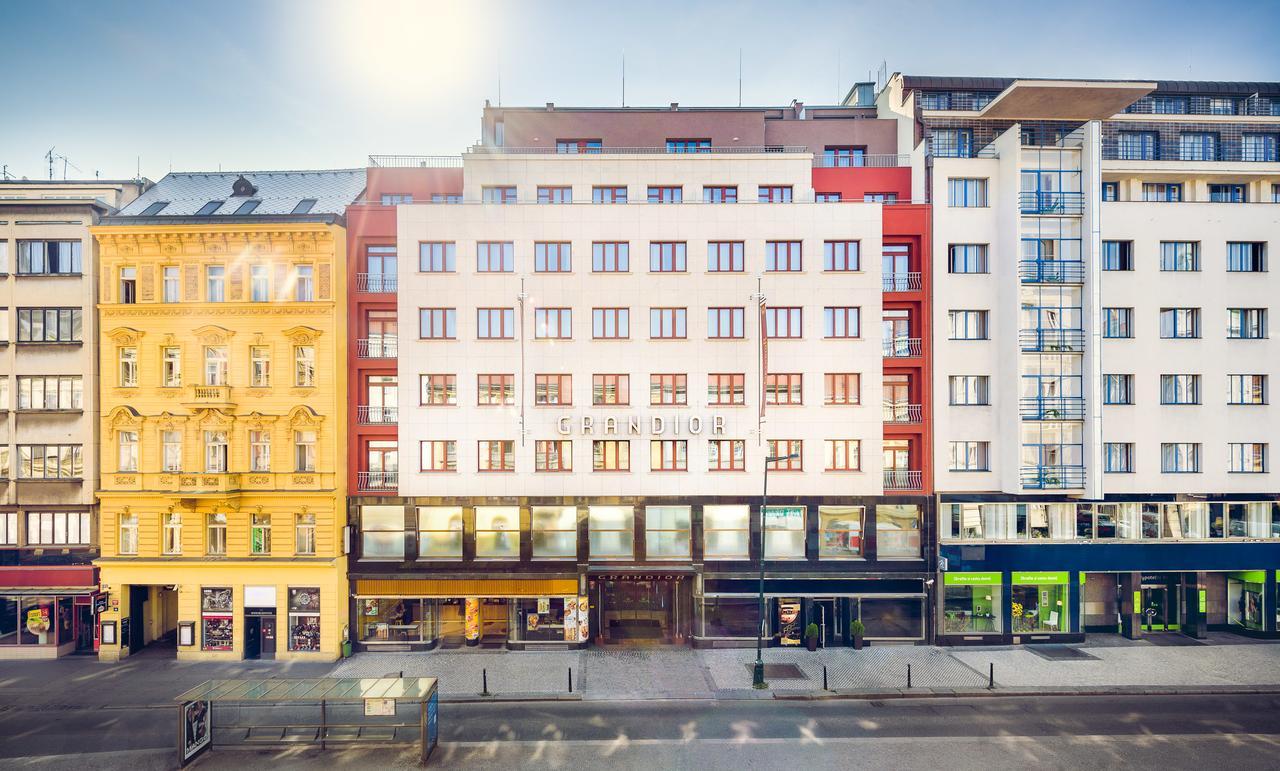 מלון Grandior Hotel Prague