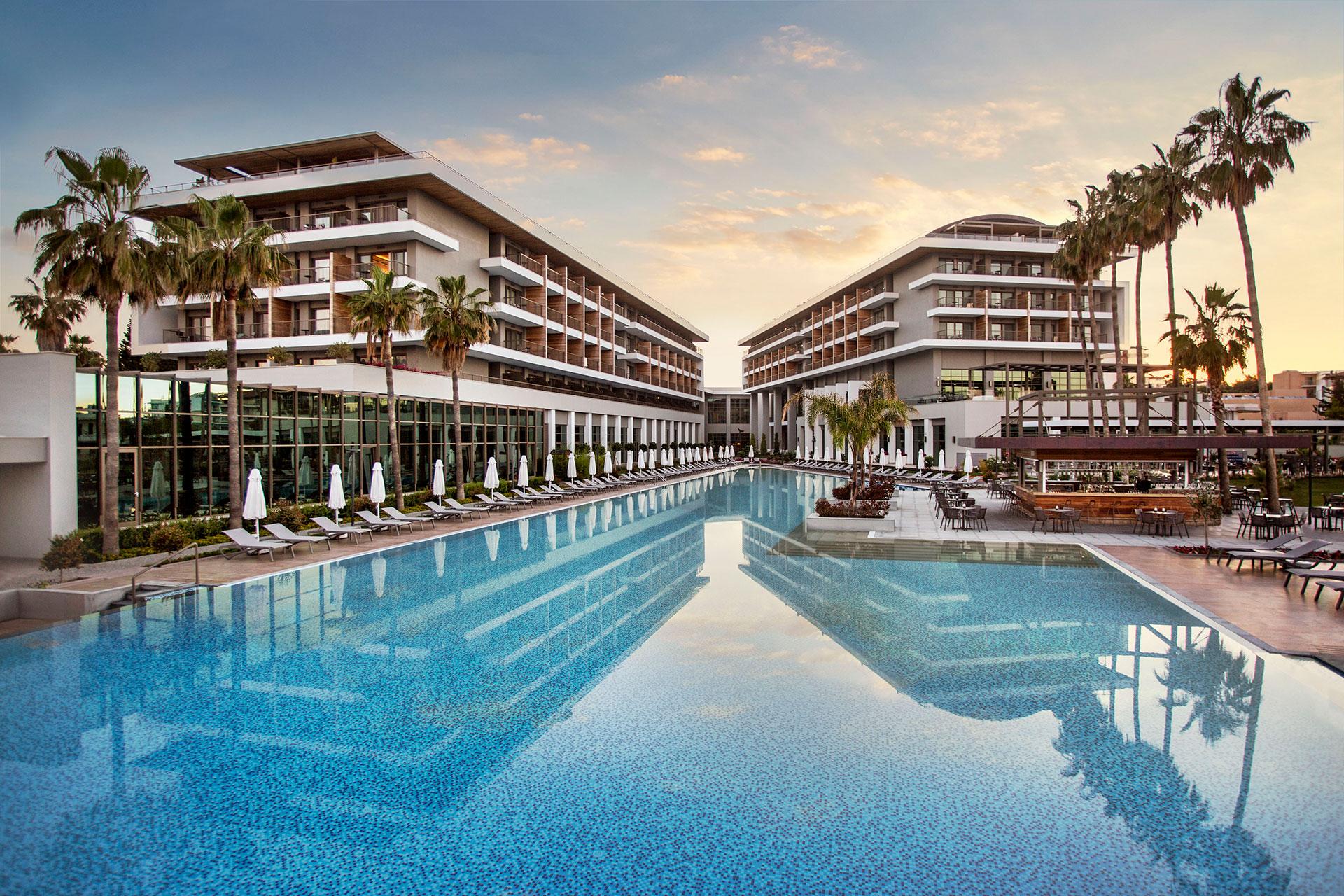 מלון Barut Cennet And Acanthus