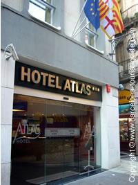מלון Atlas Hotel