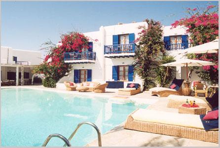 מלון Bw Dionysos Hotel