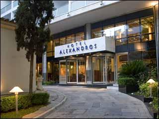 מלון Alexandros