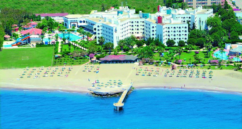 מלון Mc Park Resort