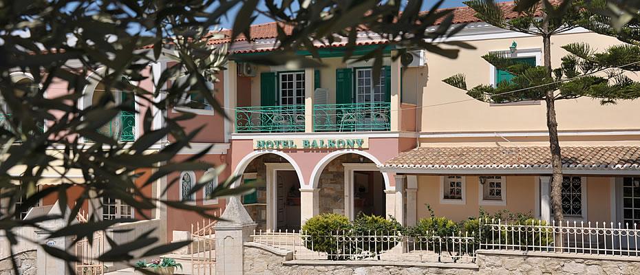 מלון Balcony