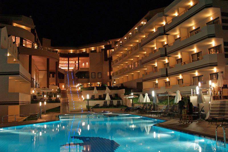 מלון Galini Sea View