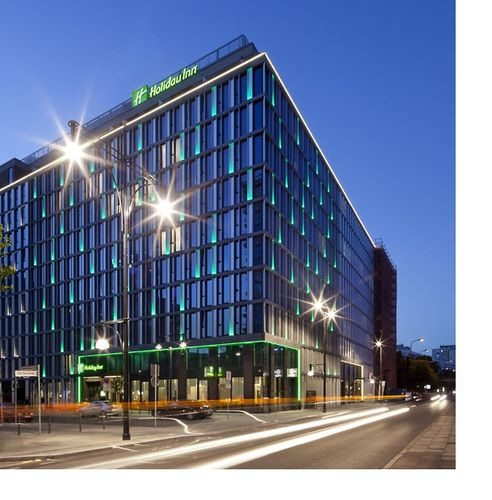 מלון Holiday Inn Berlin Center Alexanderplatz