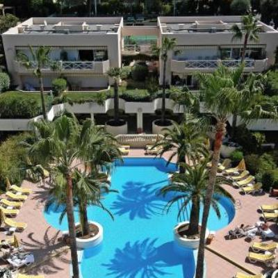 מלון Ambassadeur Antibes Juan Les Pins