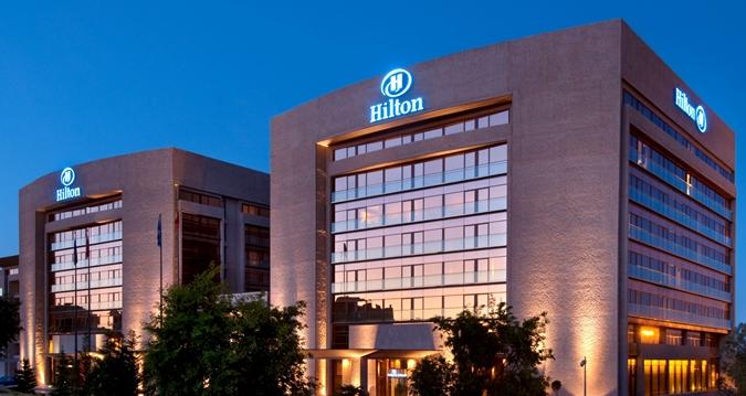 מלון Hilton Madrid Airport