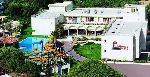מלון Romantza Mare Hotel
