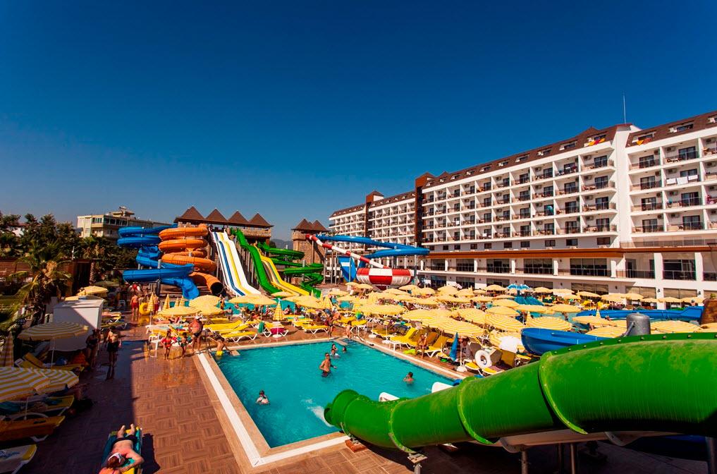 מלון Eftalia Splash Resort