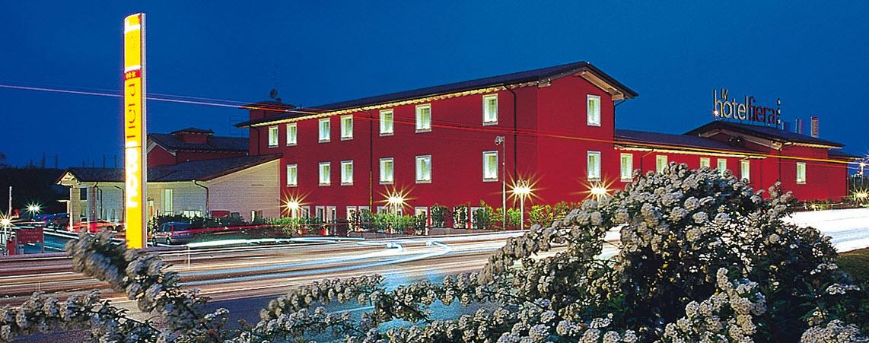 מלון Fiera Hotel Brescia