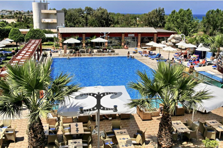 מלון The Ocean Blue
