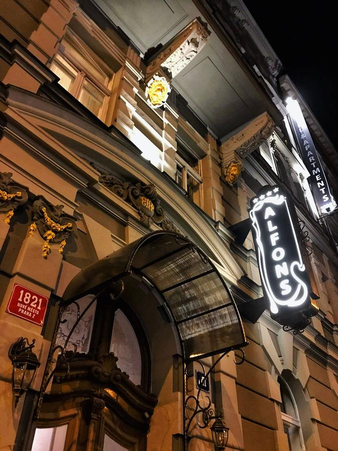 Alfons Hotel Prague