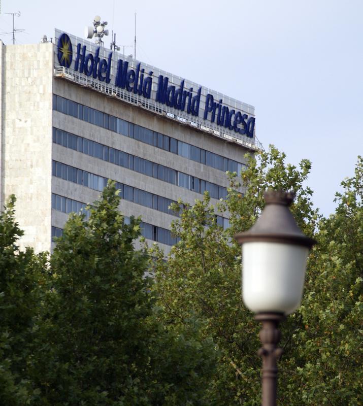 מלון Melia Madrid Princesa