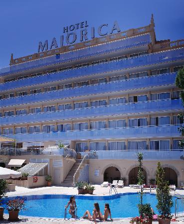 מלון Catalonia Majorica Hotel